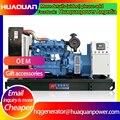 Больше мощности генератора 120kw 150kva с ac бесщеточный бренд двигателя