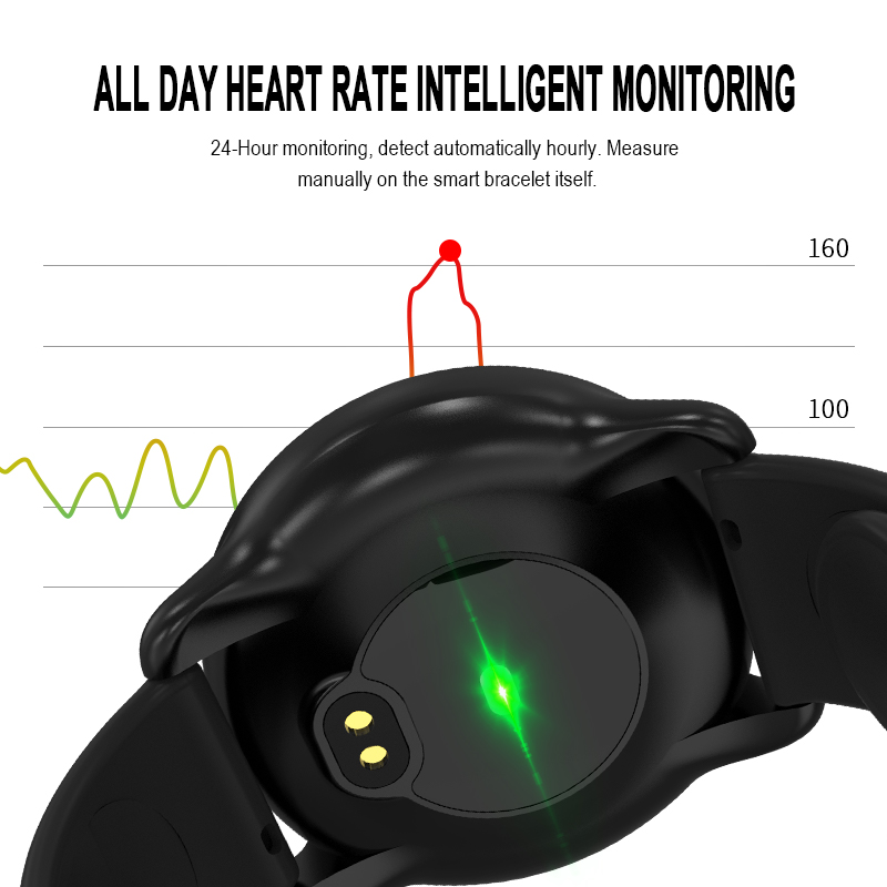 Image 4 - Longet Newest K9 SmartWatch Color Touch Screen with Heart Rate 