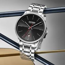 CADISEN Brand Automatic Mechanical Men Watch Business 50M Wa