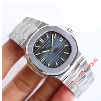 41mm Men Automatic Mechanical Watches Sapphire Glass 316L Stainless Steel Brushed Case Men's Luminous Wateproof Calendar - discount item  50% OFF Men's Watches