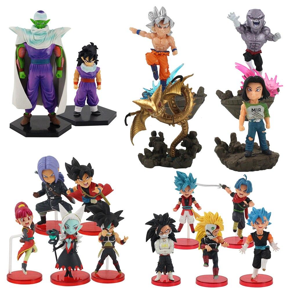 "Super DragonBall Z DBZ Heroes World 7th Anniversary Majin Towa Statue FIGURE 3/"""