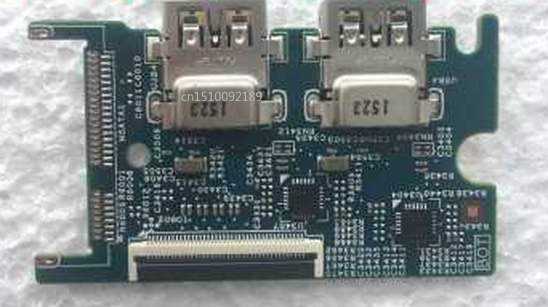 Free Shipping For DELL Inspiron 7537 7737 Original Laptop USB Board USB Interface Board 0MK9TP