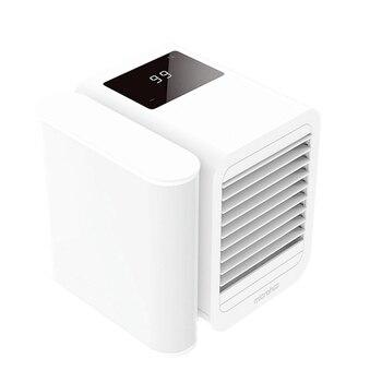 Usb Mini Tragbare Klimaanlage Luftkühler Befeuchter-reinigungsapparat Persönlichen Raum Ventilator Luftkühlung Fan
