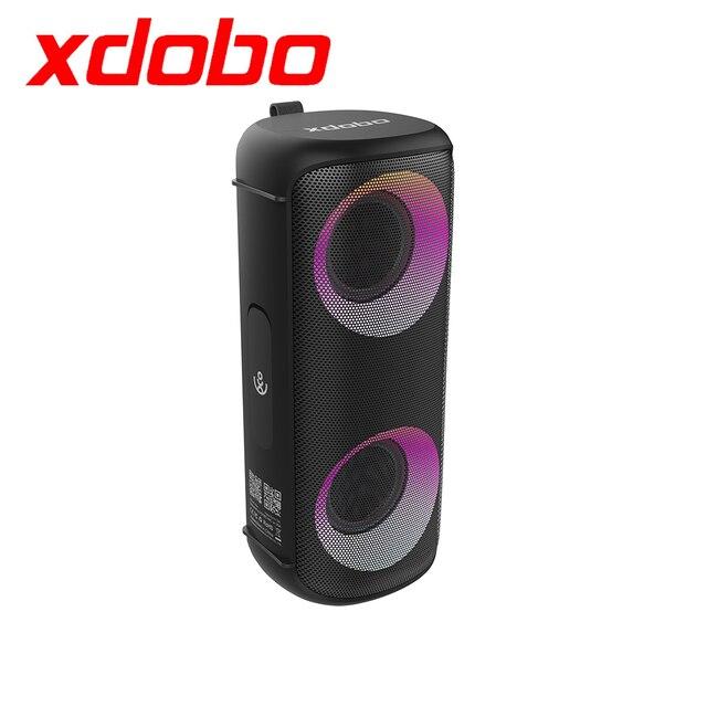 Портативная беспроводная колонка XDOBO VIBE, 50 Вт. 1