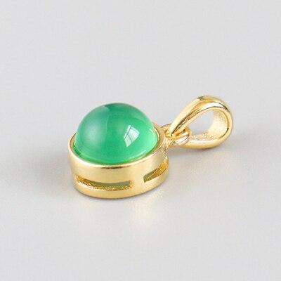 26.Green Chalcedony