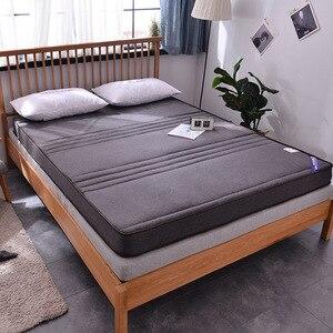 Image 3 - VESCOVO harde Matras topper queen twin tatami vloer Matras bed topper voor bed 90*200 120*200 150*200