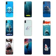 Soft TPU Fashion Cell Phone Case Ice Sharks Jaws The Meg For Xiaomi Redmi Note 2 3 3S 4 4A 4X 5 5A 6 6A Pro Plus(China)
