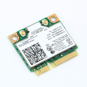 Image 2 - Kablosuz 7260HMW Mini PCI E kart Intel AC 7260 çift bant 867Mbps 802.11ac 2.4G/5G Bluetooth 4.0 + 2x U.FL IPEX anten