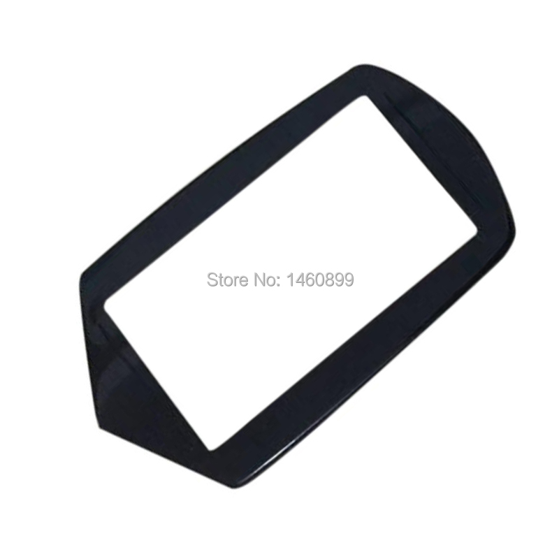 10pcs/lot B9 Keychain Key Case Glass Cover For 10 PCS Starline B9 A91 B6 A61 B61 B91 V7 KGB FX-5 FX-7 FX-3 FX5 FX7 FX3 FX 5 7 3