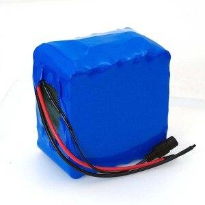 Image 4 - VariCore 12V 30Ah 3S12P 60A BMS 500 واط 11.1V 12.6V عالية الطاقة بطارية ليثيوم حزمة ل العاكس زينون مصباح الشارع الشمسية + 12.6V