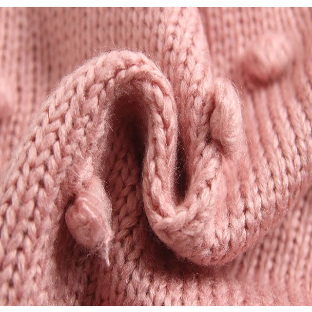Button Front Knitted Sweater