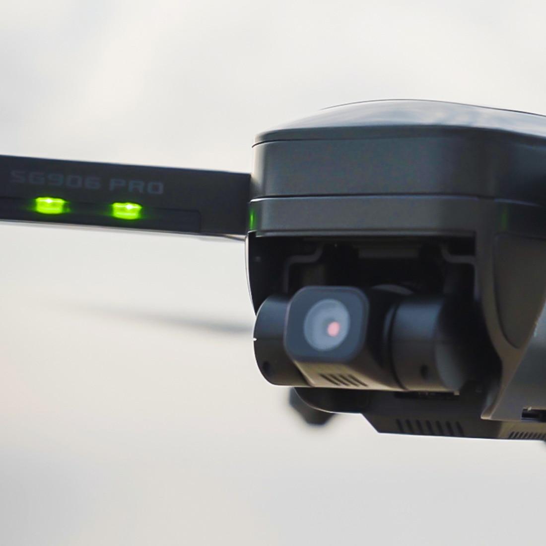 2020 Neue Sg906pro 5g Wifi Fpv Drone Mit Gps Bürstenlosen 4k Mechanische Zwei-achse Anti-schütteln kamera Rc Folding Quadcopter Drone