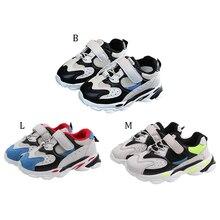 Children Girl Boy Sport Shoes Fashion Breathable Anti-Slip S