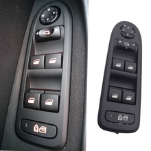 Window Switch Assembly left Side Electronic lift Suitable For Peugeot 308/508/C5