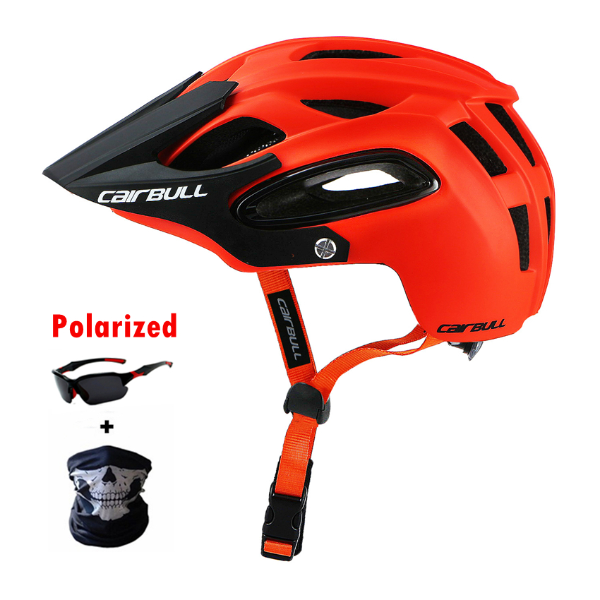 2021 Stylish Ultralight Cycling Helmets MTB Integrally-molded Bike Cap Bicycle Helmet Casque Capacete MTB Road Riding Safety Hat