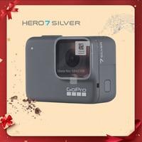 GoPro-Cámara de acción Hero 7, Original, Silver, paquete especial, Go Pro, Hero7, 4K, 30fps, 1080P60