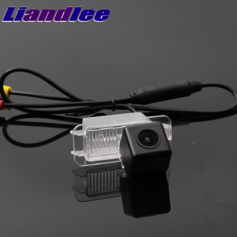Liandlee Car  Rear View Camera For Ford Fiesta Kuga Galaxy 2006~2014 Night Vision Reversing Camera Car Back up CAM HD CCD|Vehicle Camera| |  - title=