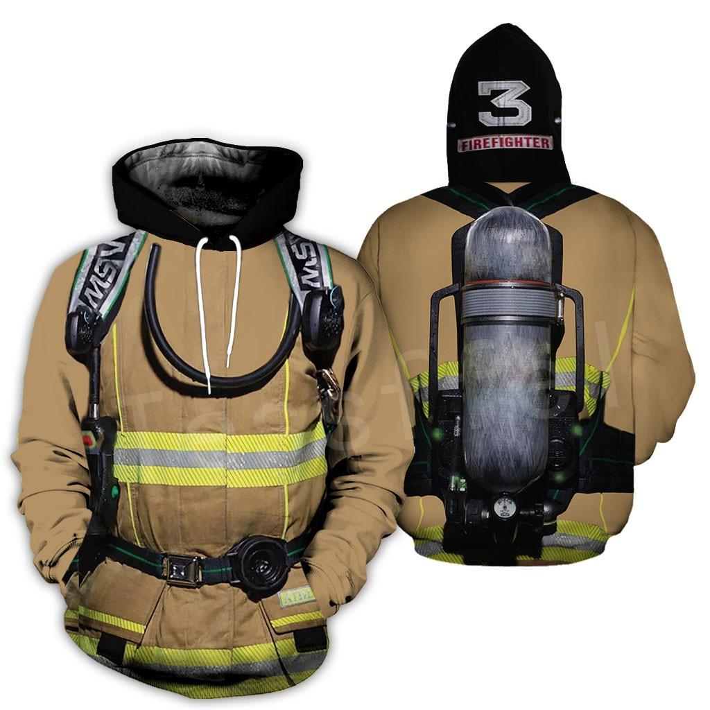 Tessffel Firefighters Suit Firemen superhero Harajuku Tracksuit NewFashion 3DPrint Zipper/Hoodies/Sweatshirt/Jacket/Men/Women 14
