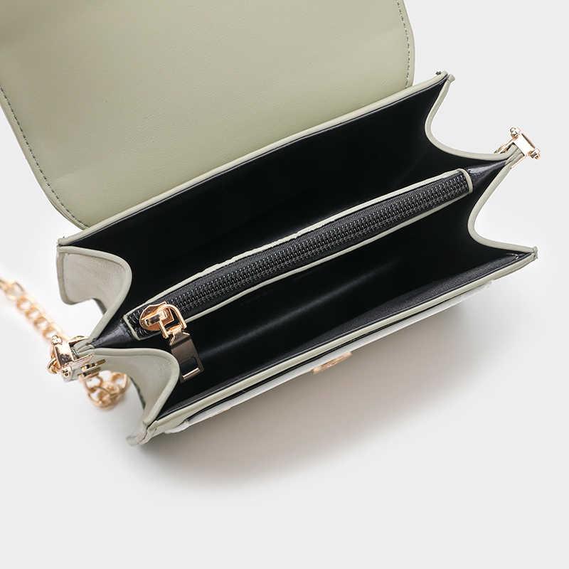 Novo designer crossbody bolsas de ombro para as mulheres 2020 tendência moda luxo mulher saco bjy3309