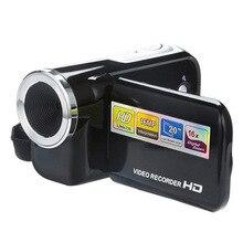 Видео Камера видеокамеры 2 дюймов Экран 16 миллионов пикселей мини цифровой Камера видеокамера UY8