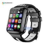 Inteligentna 4G zdalna kamera GPS WI-FI dziecko uczeń Whatsapp Google Play Smartwatch połączenie wideo Monitor Tracker lokalizacja zegarek telefoniczny