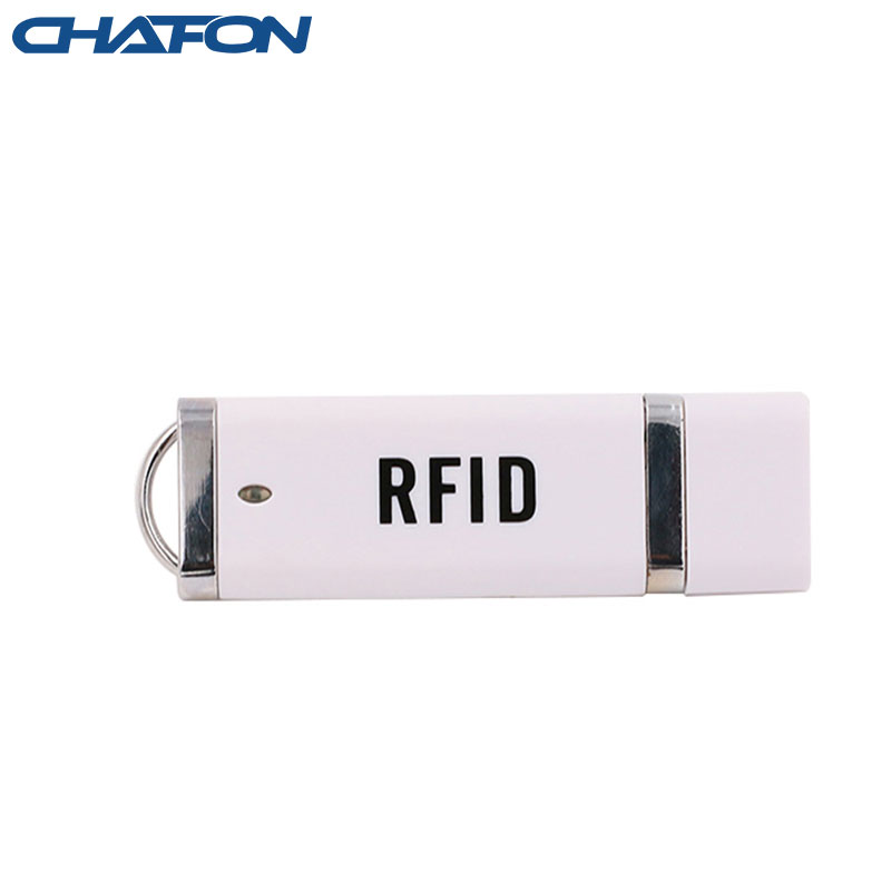 Chafon 13.56mhz mini rfid reader read only 8 hex usb interface for personal identification