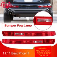 VODOOL Left Right Side Car Rear Tail Light Auto Replacement Lower Bumper Fog Lamp Tail Light Lamp Car Styling For Audi Q7 09 15