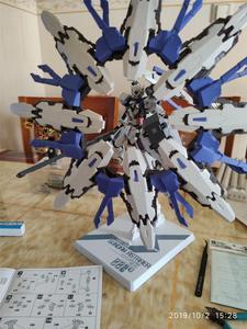 Image 5 - DL דגם רב טופס צף מגיני Bandai HS 1/100 MB Astraea/Avalanche Astraea Gundam DD060