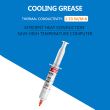 Cooler Radiator Heatsink Paste CPU Thermal-Grease 10g for PC Chip Conductive-Compound