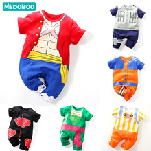 Medoboo Cartoon Baby Jumpsuit for Newborns Overalls Girl Boy Romper Clothes Undershirts Costume Clothing