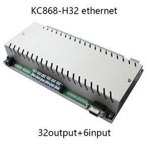 Image 5 - תעשייתי רמת איכות 4 8 16 32 CH חכם בית אוטומציה מודול בקר מתג מערכת שלט רחוק http מחשב APP domotica
