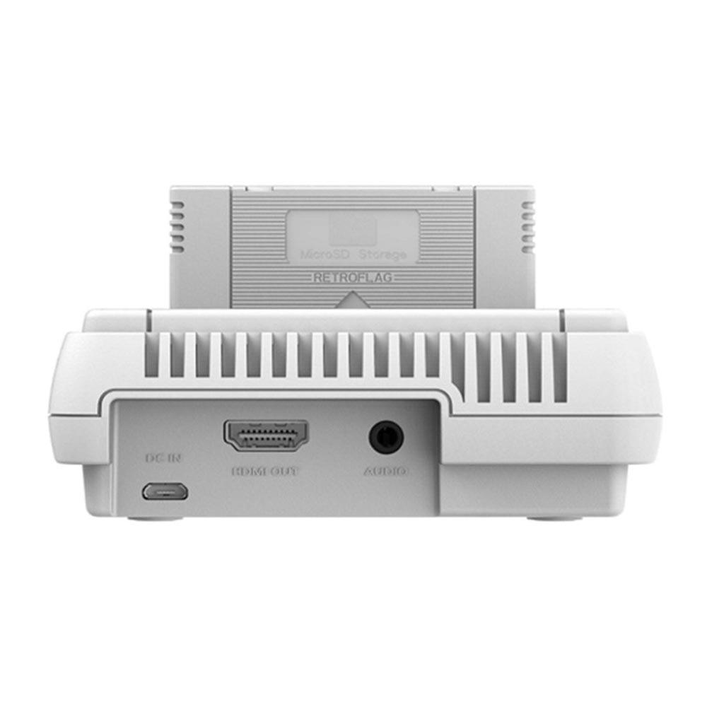 Retroflag SUPERPi CASE-J NESPi Case with coolling fan+heatsink for Raspberry Pi 3B Plus (3B+)/3B