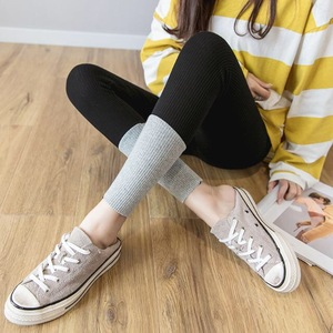 Image 3 - 2019 New Fashion Womens Spring And Summer High Elasticity And Good Quality Slim Fitness Capris Streetwear Leggings Cotton Pants