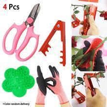 Floral Scissors Tool Set Gardening Scissors Pruning Shears Flower Arrangement With Flower Shop Special Scissors Stabbing Pliers