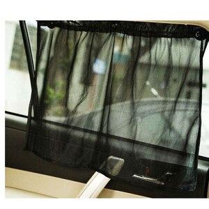 Image 5 - Auto Finestra Tenda Tende Da Sole Ornamento Accessori Auto Accessorie Decorazione Della Casa Cruscotto Del Pendente Estate Protezione Solare