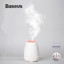 Baseus USB Aroma Diffuser Oil Humidifier For Office Home Room Humidificador With Colorful Light Air Smart
