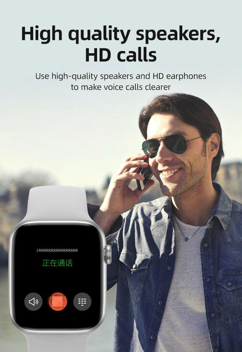 T500 Plus Smart Watch 9