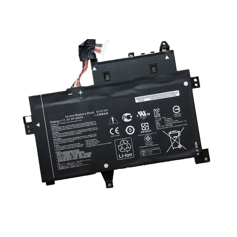 B31N1345 Battery For ASUS TP500LN4510 TP500L TP500LA TP500LB TP500LN 48W