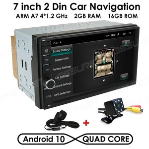 Navigation 2 din car gps autoradio bluetooth radio car multimedia player 2din Cassette Recorder android 10 universal obd2 dab SD