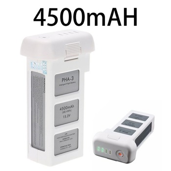 15.2V 4500mAh Standard Intelligent LiPo Battery High Capacity Drone Battery For DJI Phantom 3 Standard Professional Advanced