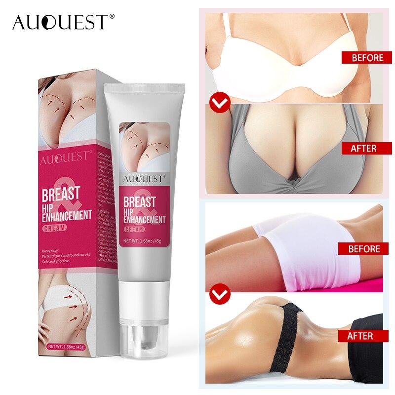 AuQuest crema per l'ingrandimento della natica del seno rassodante e Lifting della pelle elasticità del corpo culo crema per il potenziamento del seno cura del corpo Sexy 1