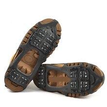Hot Sale 24 Studs Anti-Skid Shoe Spikes Unisex Winter Climbi