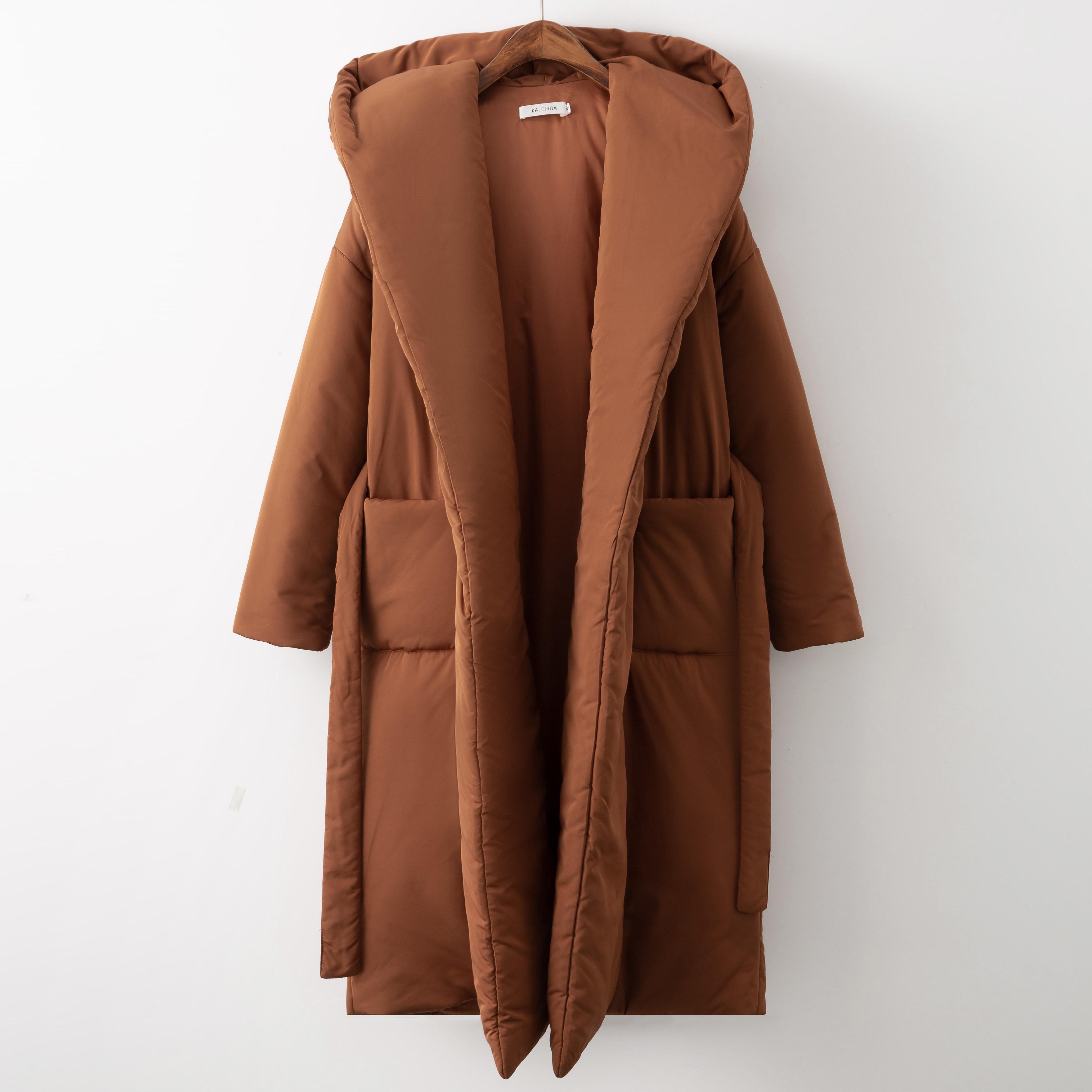 2020 Women Winter Jacket coat Stylish Thick Warm fluff Long Parka Female water proof outerware coat New Hot Parkas  - AliExpress