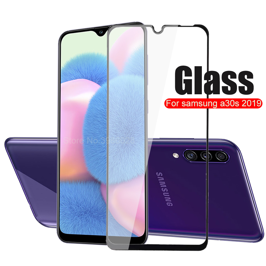 Tempered Glass For Samsung Galaxy A30s A 30s A 30 A307F A307F Screen Protector safety Glass on for Samsung A30s 2019 Samsunga30s