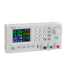 Control Voltmeter Power-Supply-Module Software RD6018 Constant-Voltage And 18A PC Keypad