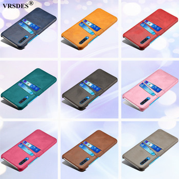 Credit Card Vintage PU Leather Wallet Case For Samsung Galaxy A70S A50S A30S A20S A10S A8S A6S M31 M80S M60S M30S M10S M31 Capa image