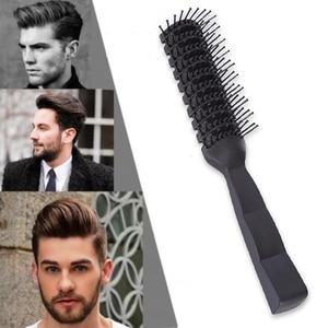 Image 5 - Hair Styling Brush Wheat Straw Detangle Hairbrush Salon Hairdressing Straight Curly Hair Comb Tangle Hair Brush