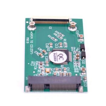 MSATA to ZIF 40pin адаптер карта mini SATA SSD до 1,8 дюймов CE в ноутбуке