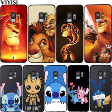 Case Stitch Groot Lion King Voor Samsung Galaxy A7 2018 A10 A20 A30 A40 A50 A60 A70 A6 A8 A5 a9 Note 8 10 M10 M60 M20 M30 Cover(China)