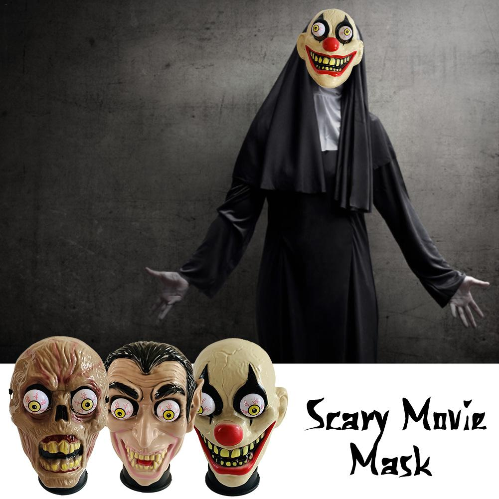 Halloween Masque Masquerade Masks Eyeball Horror Full Head Zombie Mask Scary Movie Festival Horror Theme Cosplay Party Aliexpress